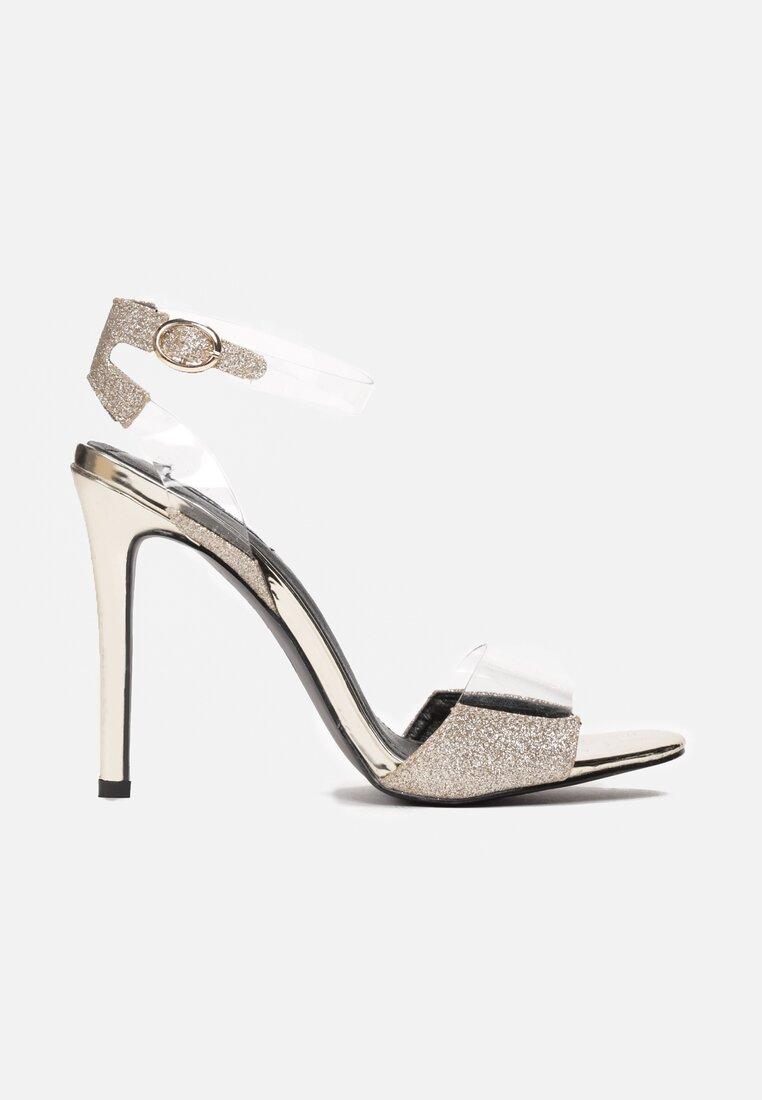 Złote Sandały Eraser