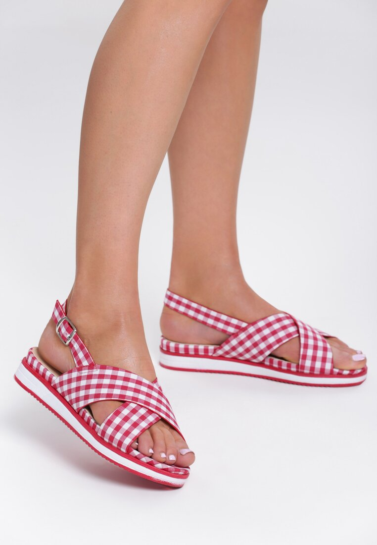 Czerwone Sandały Pragmatic