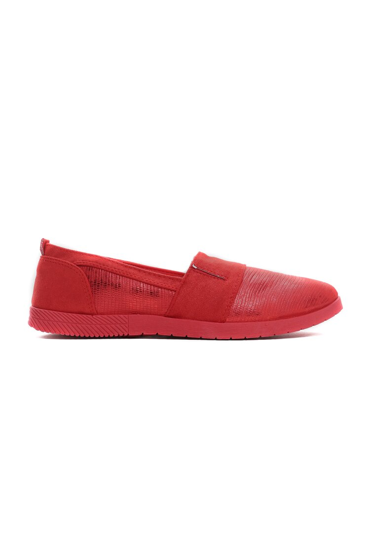 Czerwone Slip On Jupiter Love