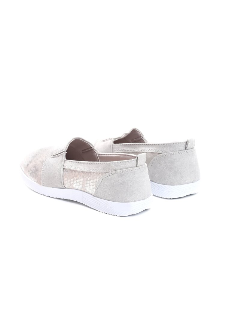 Szare Slip On Jupiter Love