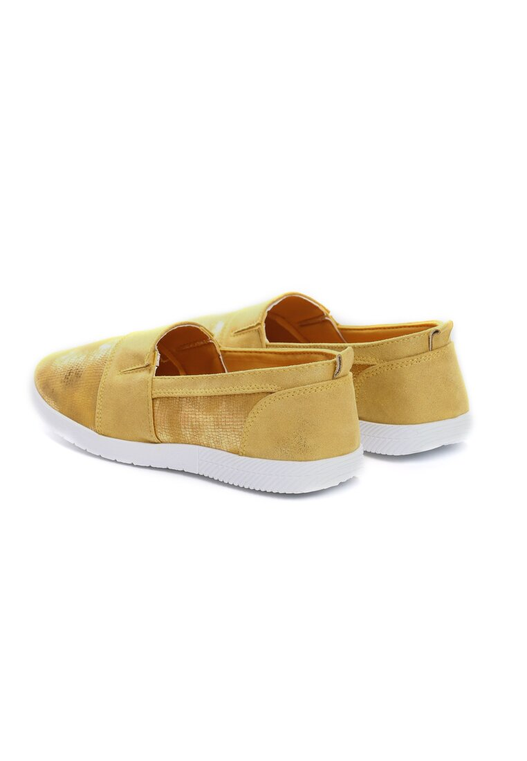Żółte Slip On Jupiter Love