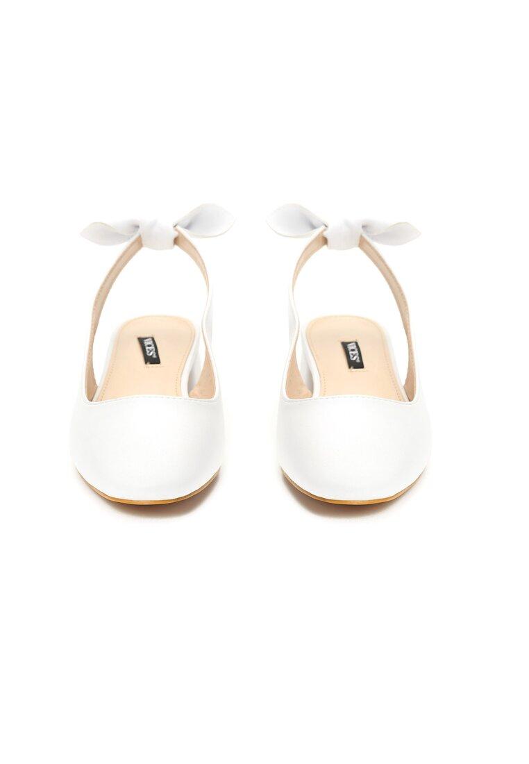 Białe Sandały One Like You