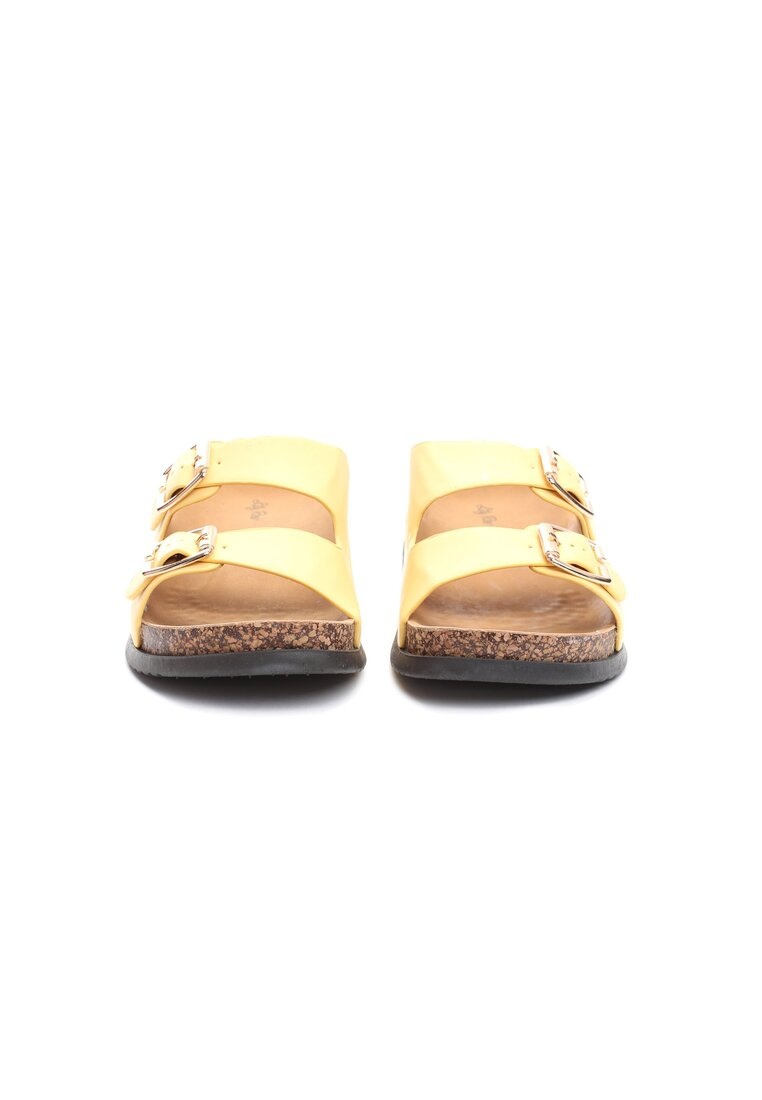 Żółte Klapki Carambola