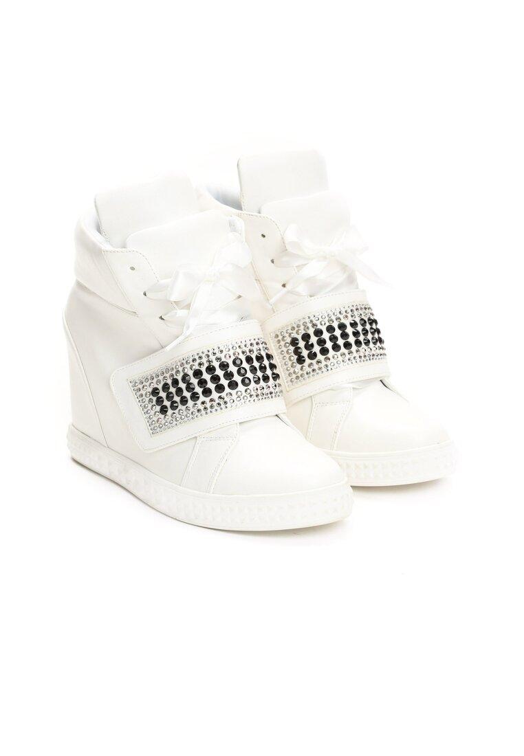 Białe Sneakersy Want Me
