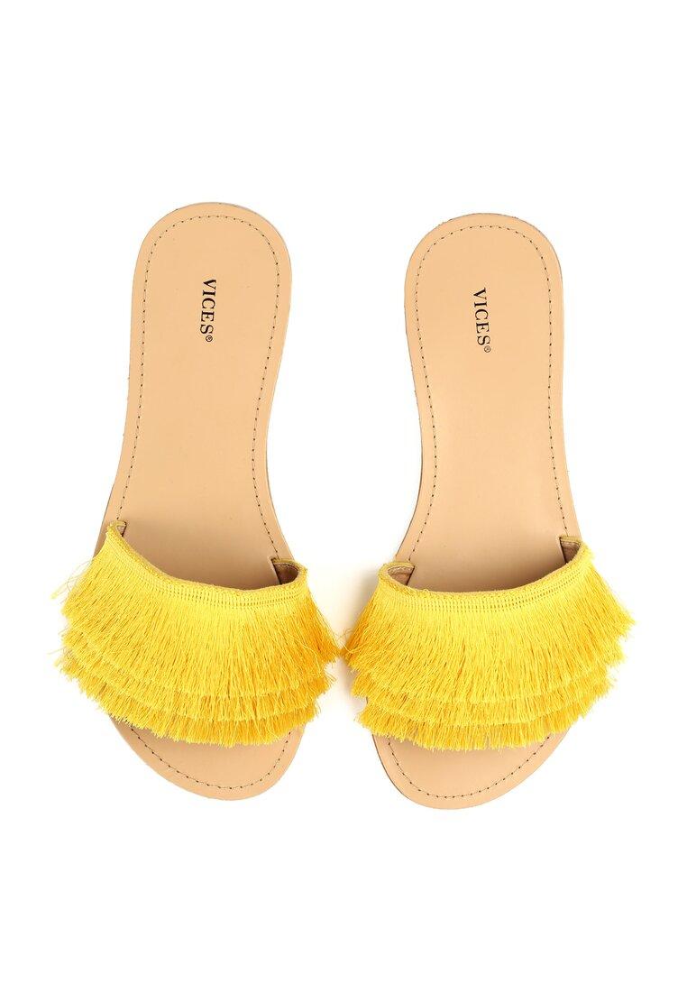 Żółte Klapki I Dreamed You