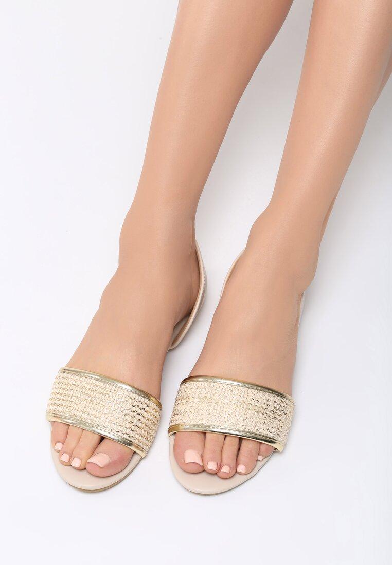 Beżowe Sandały Just Be Good To Me