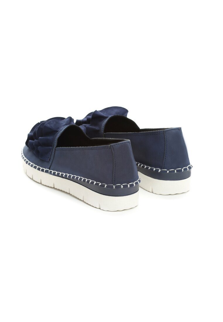 Niebieskie Slip On Choose