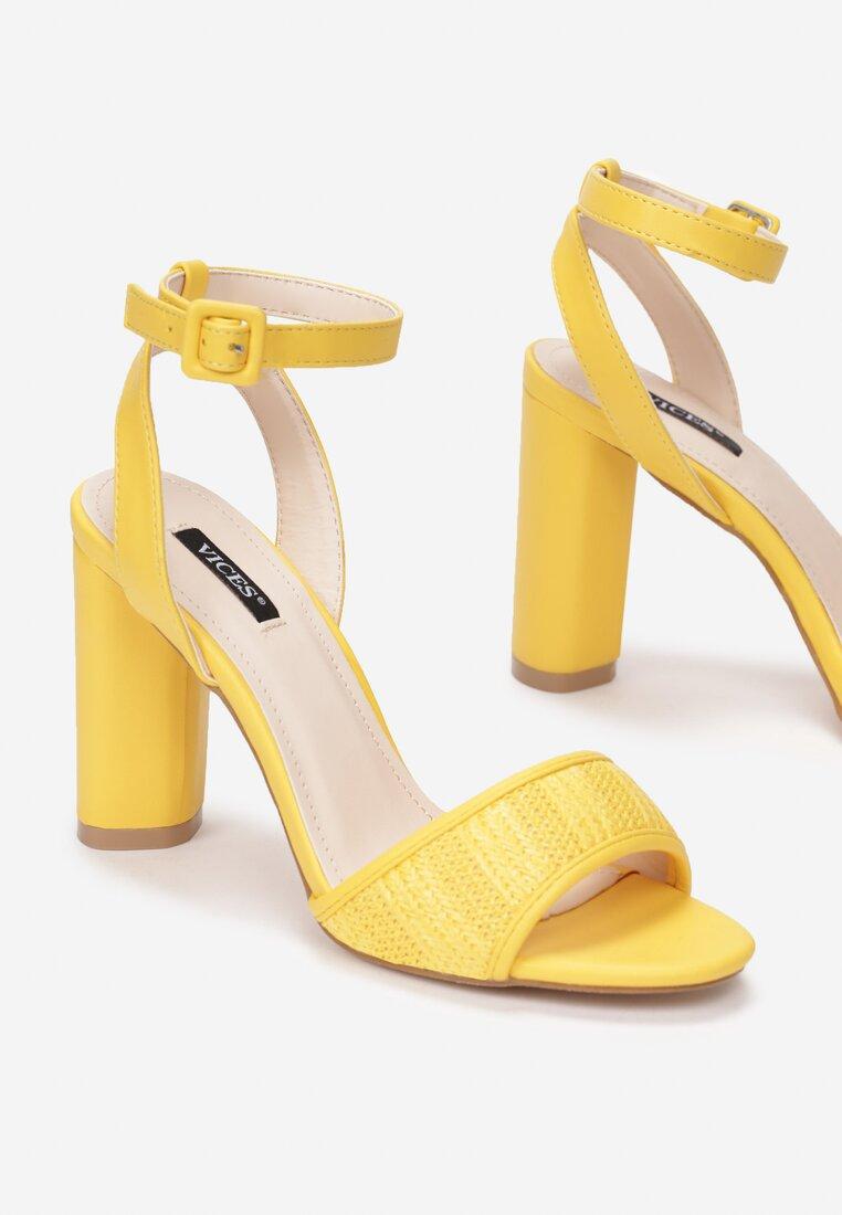 Żółte Sandały Musicians Village