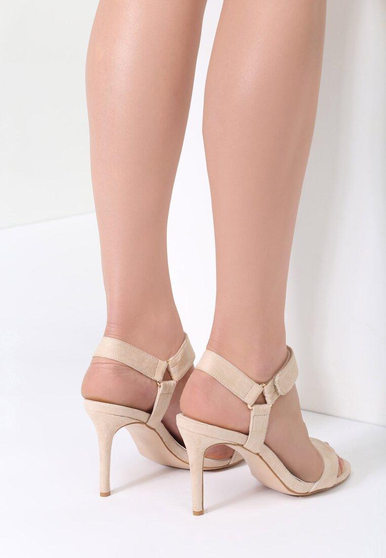 Beżowe Sandały Often Enough