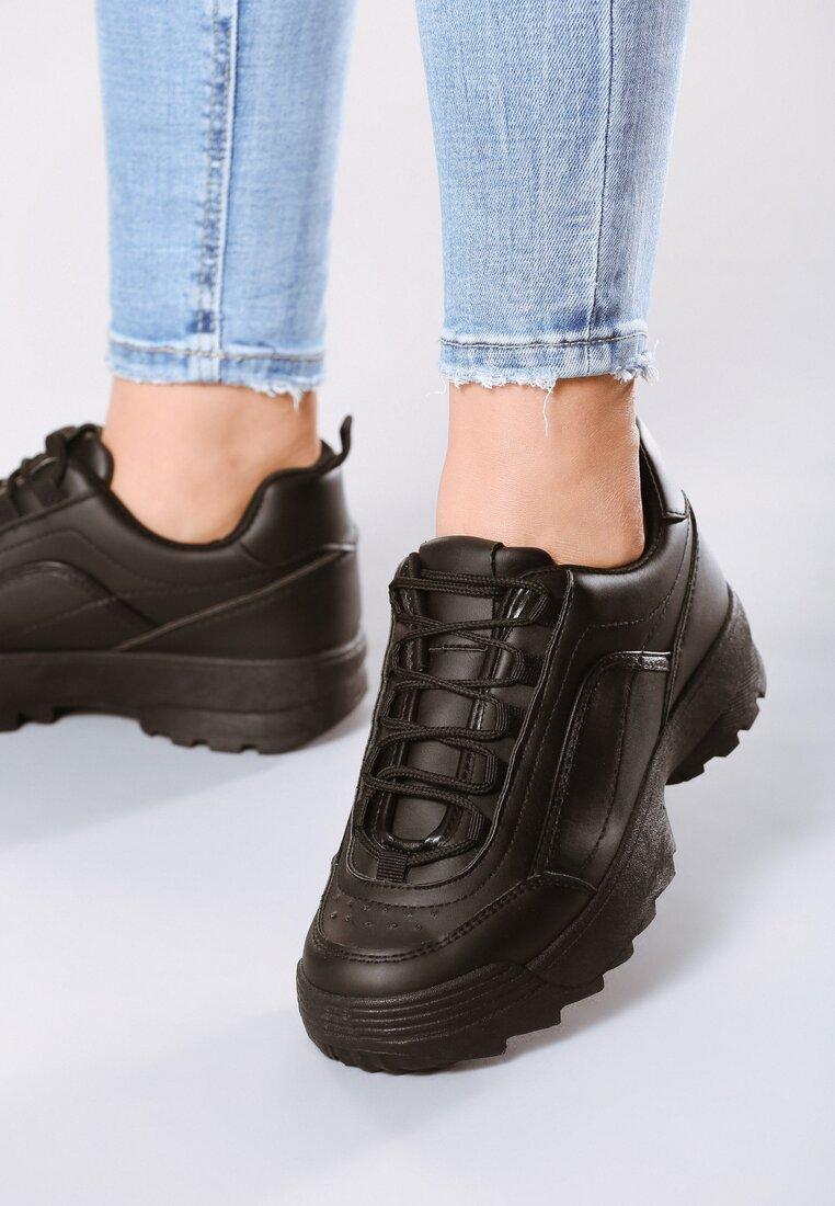 Czarne Sneakersy Get This
