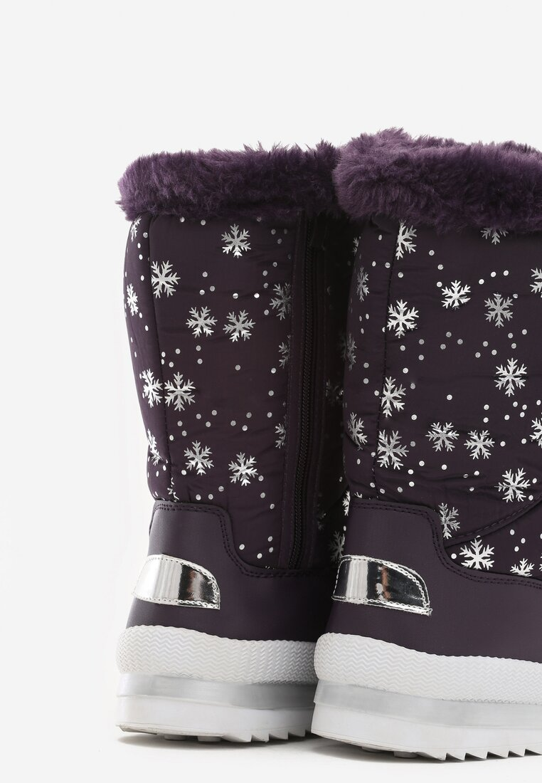 Fioletowe Śniegowce Enumeration