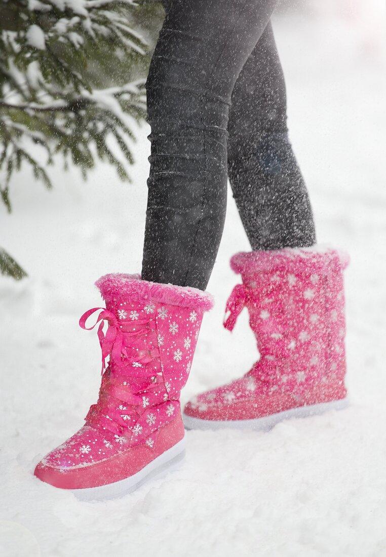 Fuksjowe Śniegowce Enumeration