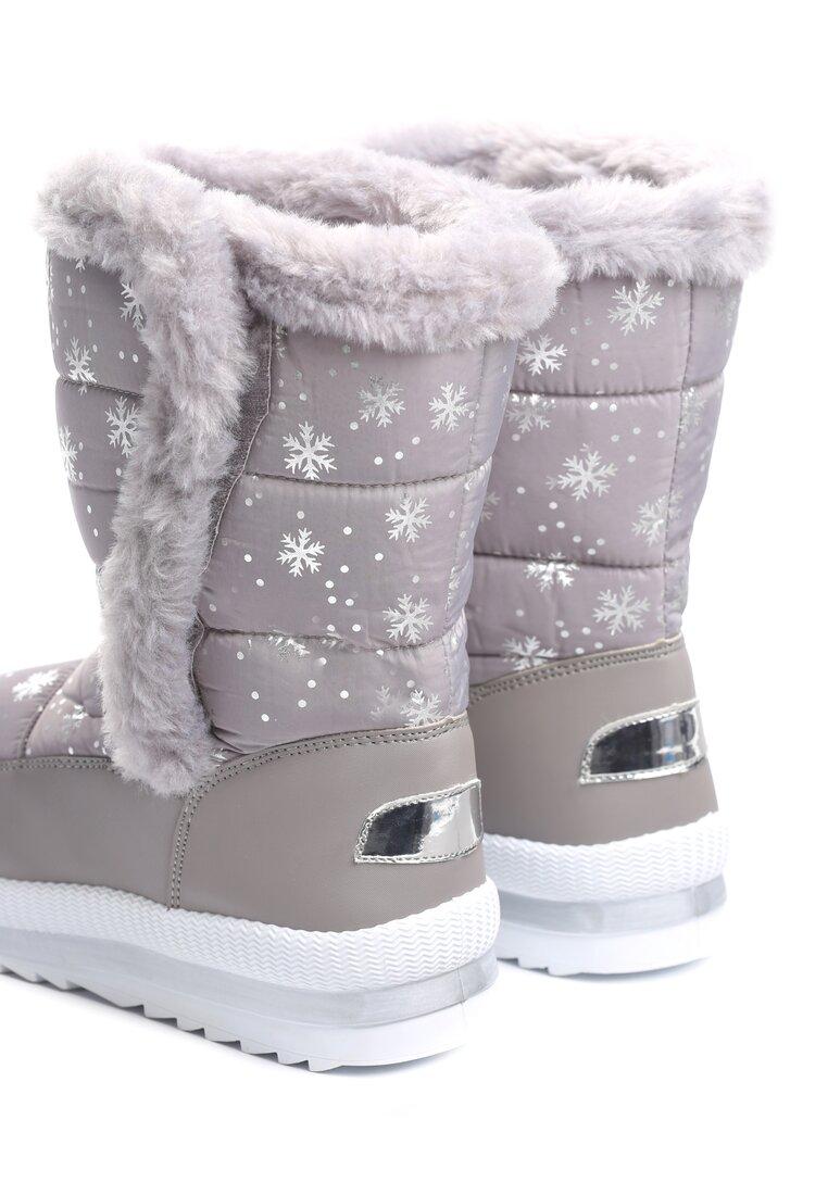 Szare Śniegowce Twin